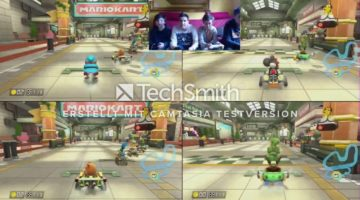 Let's Play Mariokart in Hamm